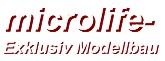 microlife - Exklusiv Modellbau-Logo